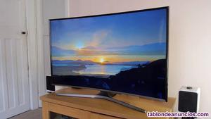 "Tv samsung 55"" fhd ue55j smart tv curve"