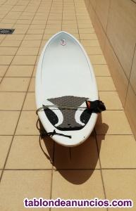Tabla de surf nsp 7,2