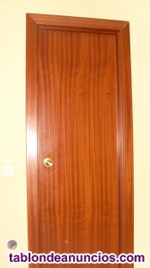 Se venden cuatro puertas de interior
