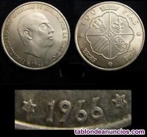 Vendo 100 pesetas