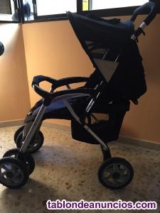 Carro de bebe con maxi-cosi