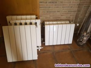 Vendo 5 radiadores