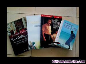 Libros lote 3