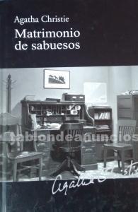 Colección de novelas de agatha christie