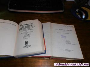 Magia. Lote de dos libros.