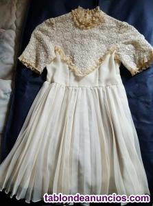 Vestido de niña muy elegante