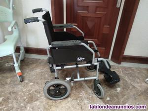 Sillas para movilidad reducida