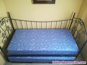"""""""cama nido forja de diseño"""""""