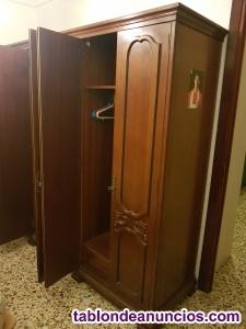 Mueble armario dormitorio seminuevo