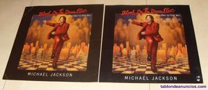 Carton y lamina promocionales blood on the dance floor
