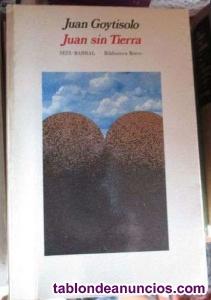 Libro juan sin tierra con error de impresion