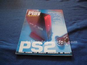 Suplemento ps2 todo sobre la nueva consola de sony play