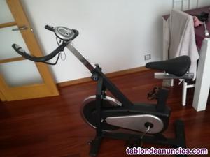 Vendo bici spinning
