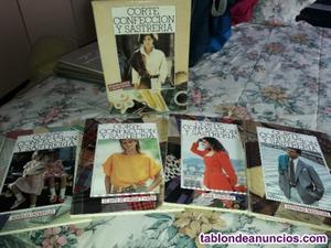 Libros de corte y confección