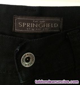 Pantalón vaquero springfield hombre
