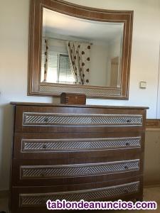 Muebles dormitorio completo cama articulada