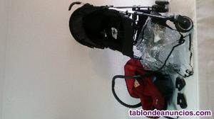 Silla de auto streety fix bébé confort grupo 0+, silla