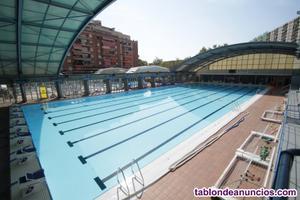 Vendo acción club natació sant andreu