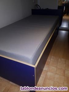 Vendo dos camas nido
