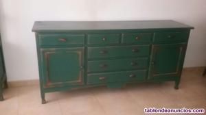 Oportunidad venta de muebles de salon