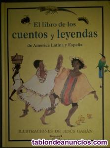 El libro de los cuentos y leyendas de américa latina y