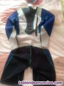 Vendo traje de neopreno nuevo sin estrenar
