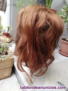 Postizo de pelo natural