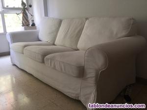 Sofa 3 plazas muy bien conservado