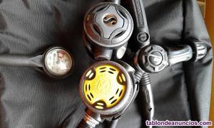 Regulador de buceo completo scubapro mk-17////s555