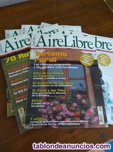 Revistas aire libre