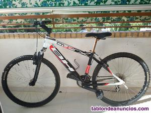 Vendo bicicleta bh 21 velocidades