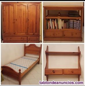 Oferta! muebles dormitorio completo