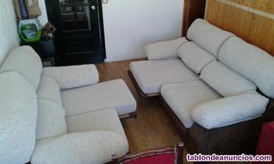 Vendo dos sofás por 100€