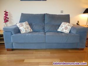 Fantástico sofá de 3 plazas