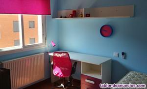 Cama nido  + mesa estudio  + silla escritorio +