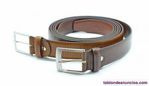 Cinturones de piel para señoras