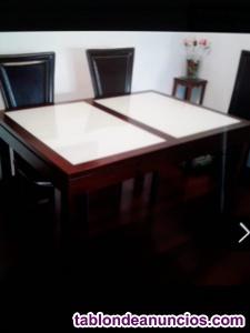 Mesa comedor nueva. Sin extrenar