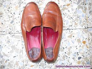 Zapatos de mujer de piel