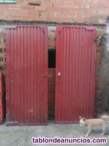Puertas chapa pegaso 95x230