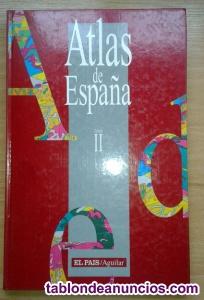 Atlas de españa. Volumen ii. El país