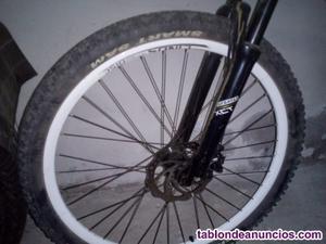 Bicicleta mtb nishiky