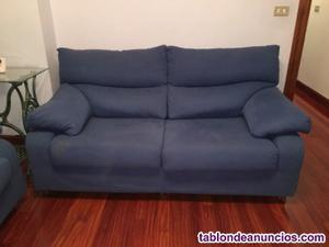 Vendo sofas microfibra 3+2