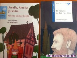 Amalia, amelia y emilia; el palacio de los tres ojos