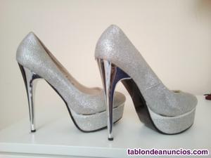 Venta zapatos de vestir nuevos.