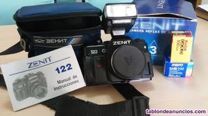 Se vende cámara fotográfica zenit reflex 122 en huelma