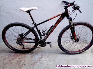Bicicleta de montaña mondaker 29