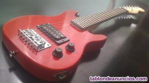 Guitarra, ukelele y amplificador para niñ@s