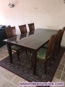 Venta muebles por mudanza