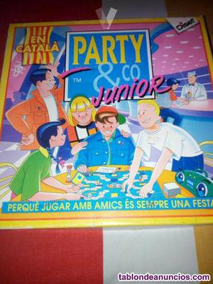 Juego de mesa party & junior