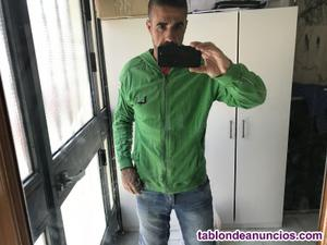 Sudadera de adolfo domínguez color verde